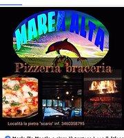 Marea Alta Pizzeria Braceria
