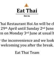Eat Thai - Hoi An (The Thai Kitchen)