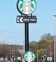 Starbucks Kingsway Drive Thru
