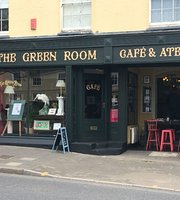 The Green Room Cafe and Atelier