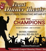Feast Dinner Theatres, Summerside, PEI