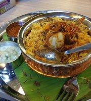 Chola Kitchen Restaurant Jln Puncak Kuala Lumpur