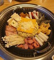 Restaurante coreano chingu