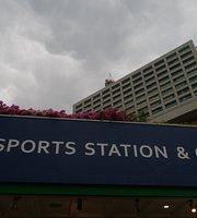 Sports Station & Cafe