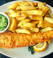 St Anne's fish and chip restaurant