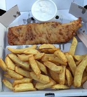 Priory Plaice Fish and Chips