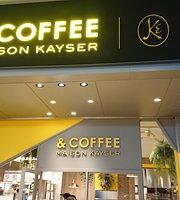 & Coffee Maison Kayser Msb Tamachi