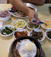 Kang Nam Korean Food