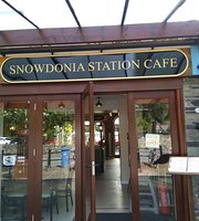 Snowdonia Station Cafe