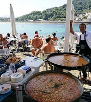Paellas EN VIVO Arraun Euskadi