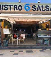 Bistro 6 Salsas Playa Fanabe