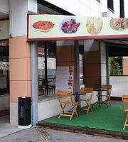 Kashmir Indijska Restavracija