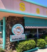 Sammy's restaurant and omelette shop