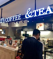 Tully's Coffee & TEA Kyoto Takashimaya