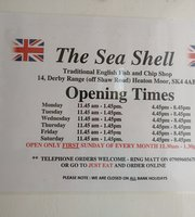 The Seashell Fish and Chip Shop