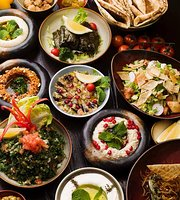Mezaya - Libanesisk Buffe