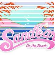 Sandbar On The Beach