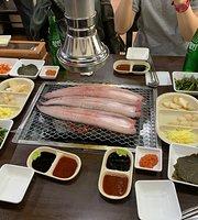 Pungcheon Eel