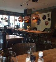 cafe restaurant Nassau Amsterdam