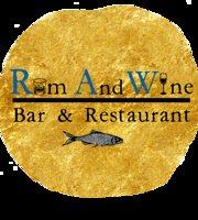 Rum And Wine Bar & Restaurant