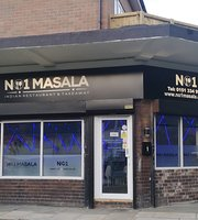 No1 masala Indian restaurant & takeaway