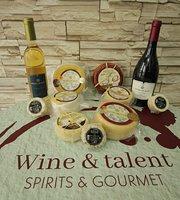 Wine & Talent