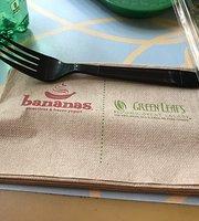 Green Leaf's & Bananas