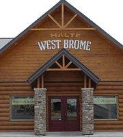 Halte West Brome