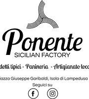 Ponente - Sicilian Factory