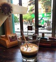 Hanoi 1980s Coffee