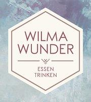 Wilma Wunder im Cafe am Ballplatz