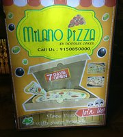 milano pizza by Doodle cakes
