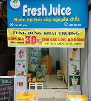 Fresh Juice Hola