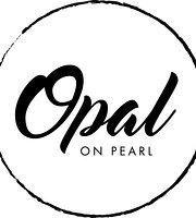 Opal On Pearl