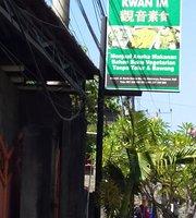 Vegetarian Kwan Im