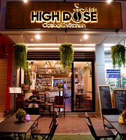 High Dose Cafe & Kitchen