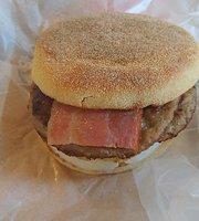 McDonald's Oura Kaido