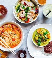 Rosa's Thai Cafe Westfield Stratford
