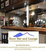 Eryri Bar and Lounge