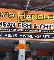 Harry's Handle Bar
