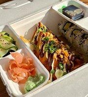 BUBU ARARE Veggie Japanese Food