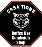 ‪Casa Tigre Cafe Lounge‬