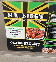 Mr Biggs Caribbean Authentic Food