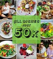 Basil Kitchen Bali