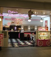 Dokin's Heart Shape Cafe Kobe Anpanman Children's Museum & Mall