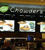 Chowder's Chubu International Airport FLIGHT OF DREAMS