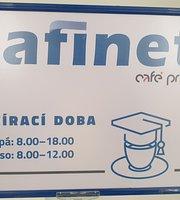 Kafinet - kavárna Pedagogické fakulty MU
