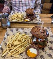Baba G's, Bhangra Burger's Pop Brixton