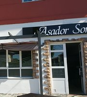 Asador Somo
