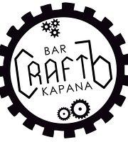 Bar CRAFT - Kapana